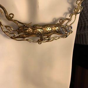 Jewelry - Brass necklace